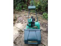Qualcast Suffolk Punch 30 petrol lawnmower