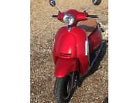 Lexmoto Vienna 125 twist and go! Only 290 miles‼️Immaculate condition‼️