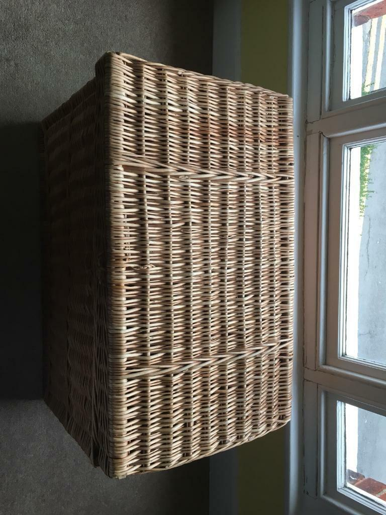 Wicker Basket. Large and in fantastic condition.