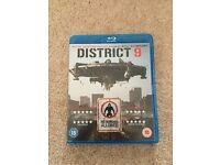 District 9 blu ray