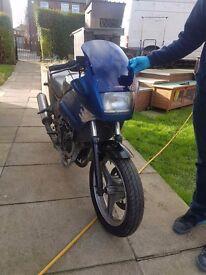 2 x Kawasaki GPz 500 1 project bike and 1 donor bike