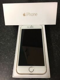 iPhone 6, 128gb, unlocked, immaculate.