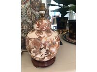 India Jane Chinese Table Lamp