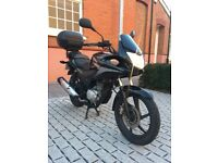 ((2013 Honda Cbf 125cc Good Condition £999))