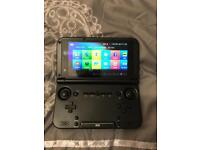 Handheld GPXD console