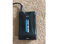 HDMI Scaler Convertor