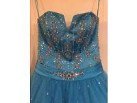 Prom dress, size 8-10