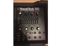 Sound tech 308d Powered Mixer