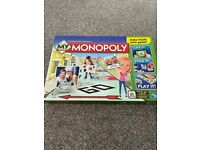 My Monopoly Board Game - Brand New!