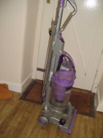 Dyson Animal, aged but still works well, too big for new cottage