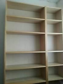 Multi shelf cupboard