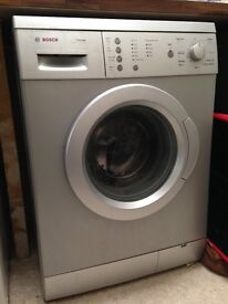 Broken Bosch Washing machine for parts/scrap