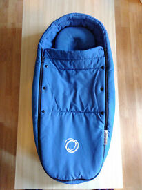 Bugaboo Newborn Cocoon in Blue