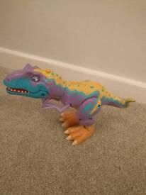Tomy interactive dinosaur, Alvin