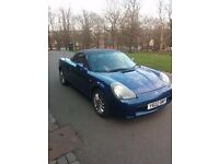 Toyota MR2 Ltd Edition Manual Low Mileage Very Good Condition & Drive