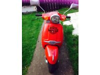 2003 sym 50cc scooter for quick sale