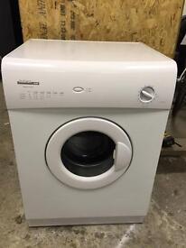 Vented dryer ev