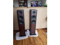 Castle Knight 4 speakers