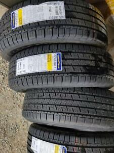 BRAND NEW WITH LABELS HIGH PERFORMANCE GOODYEAR ASSURANCE MAXLIFE  ALL SEASON 225 / 65 / 17 TIRE SET OF FOUR
