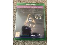 Torment tides of numenera xbox one sealed