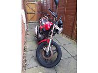 Yamaha ybr 125 NO MOT