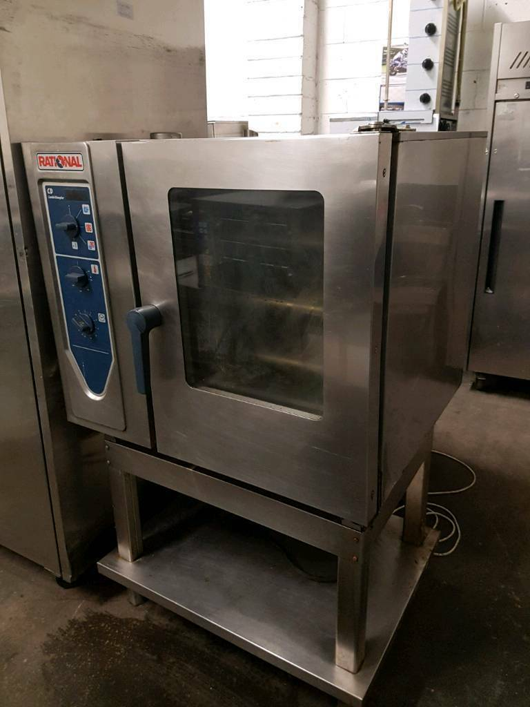 commercial rational oven steamer catering equipment