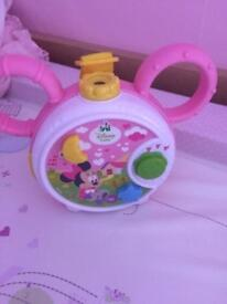 Minnie Mouse projector