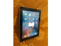 "Apple iPad 2 wifi 64gb 9.7"" v good condition"