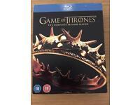 Game of Thrones Blu-ray season 2