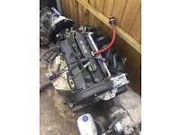 Ford Fiesta a focus 1.2 engine Zetec se good working order