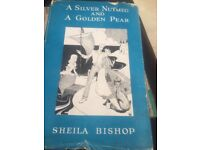 A silver nutmeg and a golden pear by Sheila bishop