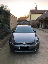 Volkswagen Golf 2.0 TDI GT DSG (start/stop) 5dr 2013
