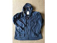 Dry wax MENS designer jacket