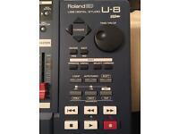 ROLAND ED U-8 USB Digital recording studio