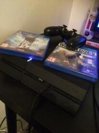 PS4 Pro 1TB Complete gaming set up | in Fareham, Hampshire