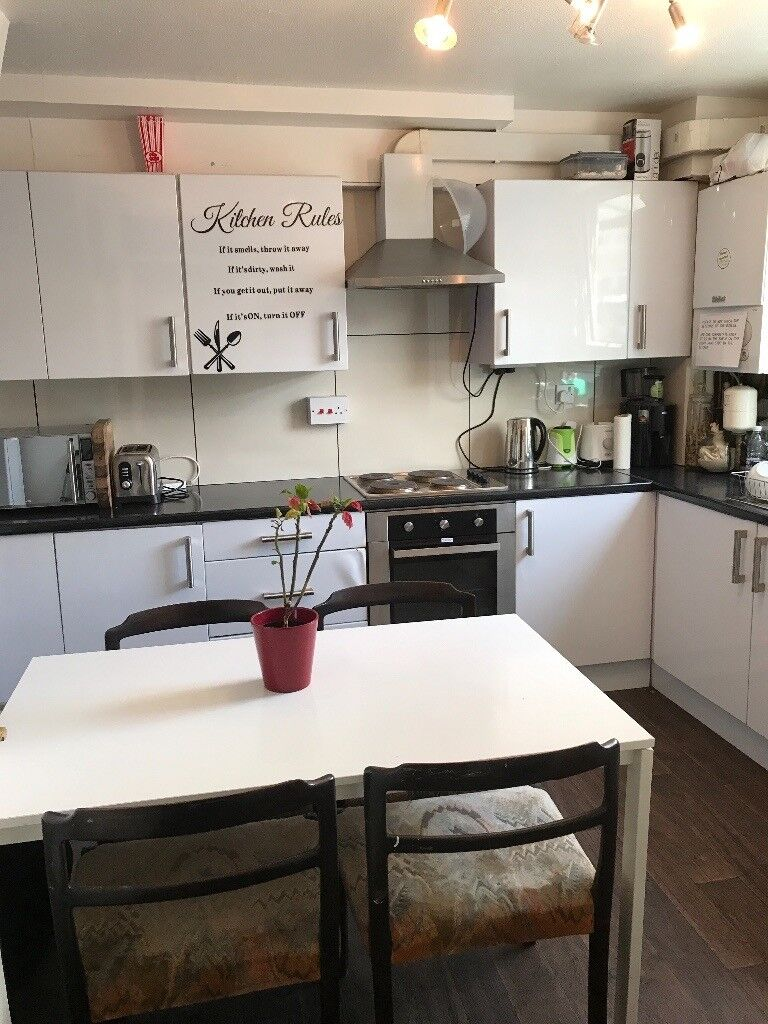 Double room for rent in Fulham Broadway, SW6, London