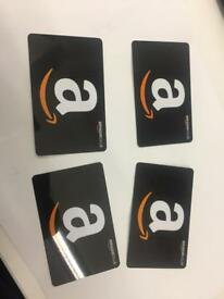 Amazon Gift cards - £95 - Black Friday