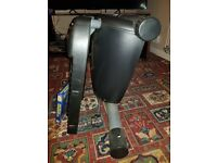 workout lateral thigh trainer with video