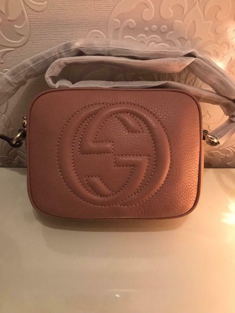 cc30c96122f0 Nude pink blush. Gucci disco soho bag. | in Motherwell, North ...
