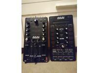 Akai AMX & AFX Serato Controllers