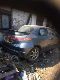 Honda Civic breaking 2006-2010