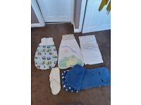 Baby sleeping bag and pram quilt