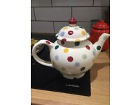 Emma Bridgwater Teapot Polka dot