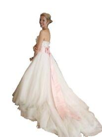 Justin Alexander Wedding Dress Size 8 - 10 from Scotland