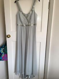 A Beautiful Debut Dress By Debenhams New SZ12