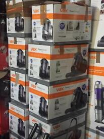 FREE DELIVERY VAX STRETCH PET CYLINDER VACUUM CLEANER BOXED HOOVERS