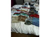 Boys Baby Clothes Bundle ( size 6 - 12 Months)