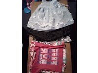 Bundle of baby girl clothes 2-3 years