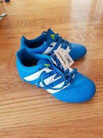 Boys Adidas Football Boots BNWT