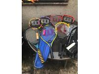 Collection of sports stuff